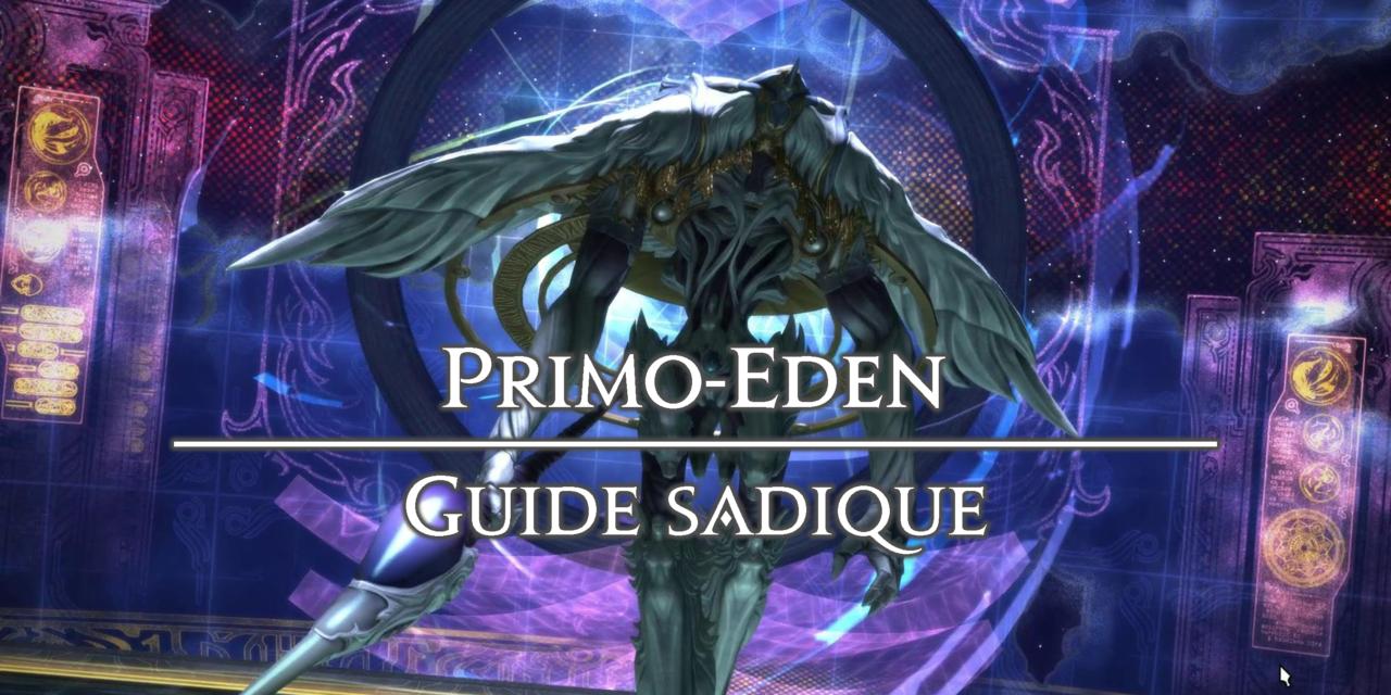 ES1 : L'éveil d'Eden – Résurrection (Sadique)