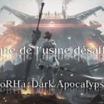 Illustration - Raid Yorha Dark Apocalypse: La réplique de l'usine désaffectée