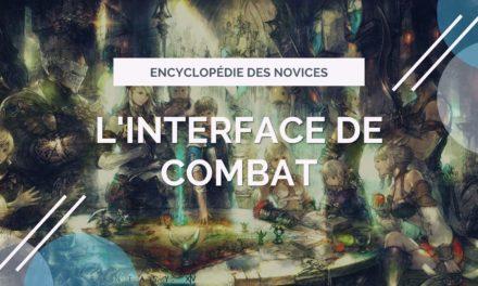 L'interface de combat