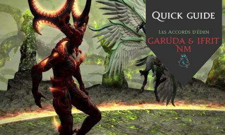 Les Accords d'Eden – Fureur (Quick guide NM)
