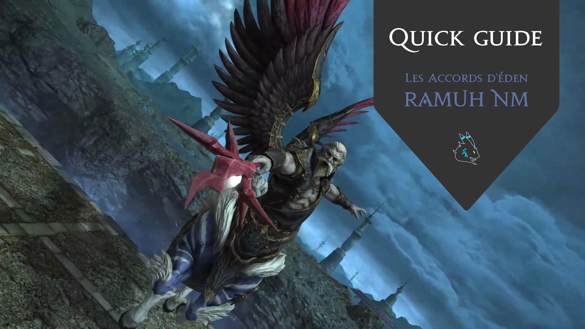 Les Accords d'Eden – Fulmination (Quick guide NM)