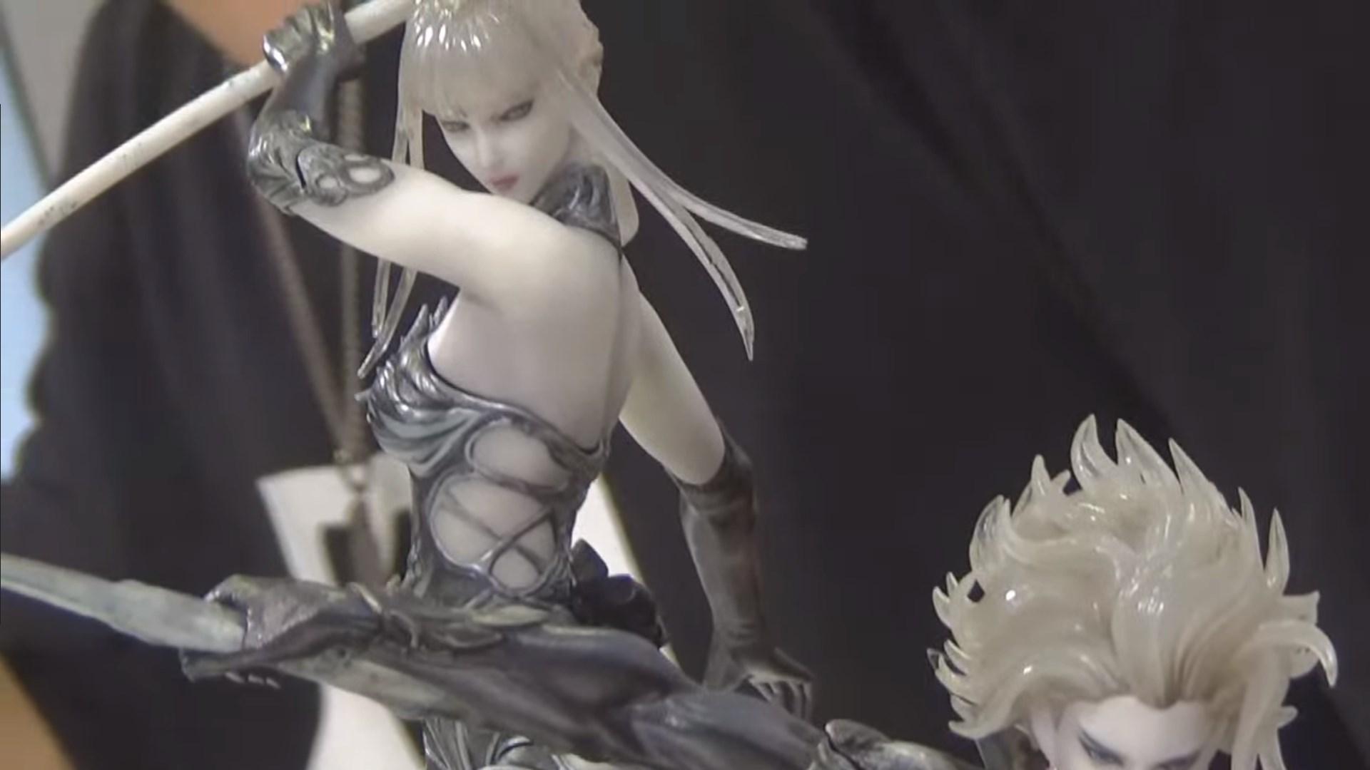 Figurine Omega - Omega F