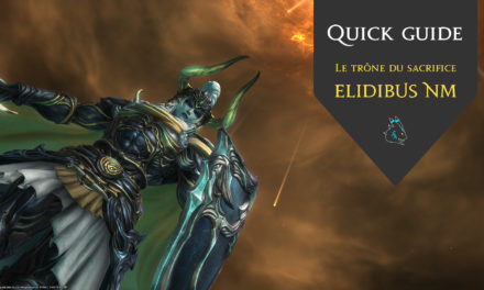 Le Trône du Sacrifice – Quick Guide NM