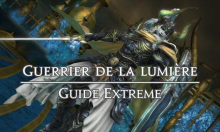 Le Trône du Sacrifice – Guerrier de la Lumière Ex