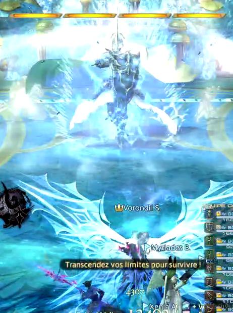 Elidibus - Transcendance niveau 4