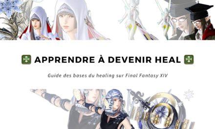 Apprendre à devenir Heal