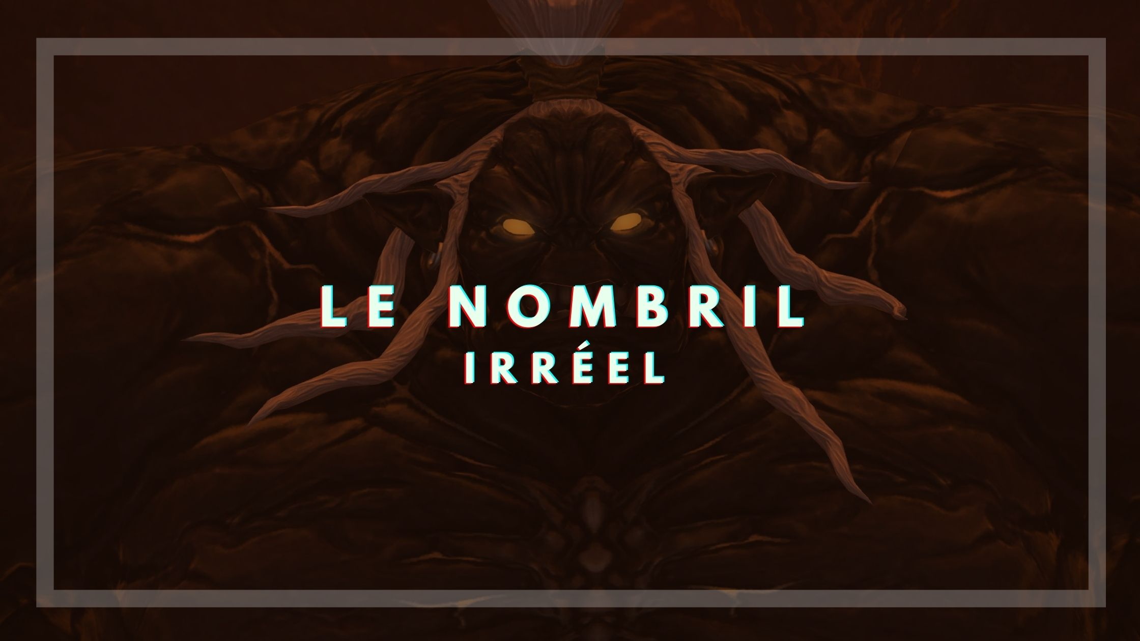 Le nombril - Titan Irréel Illustration