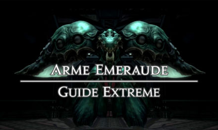 Castrum Marinum – Arme Émeraude Ex
