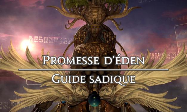 La Promesse d'Eden – Éternité (Sadique) Partie 1