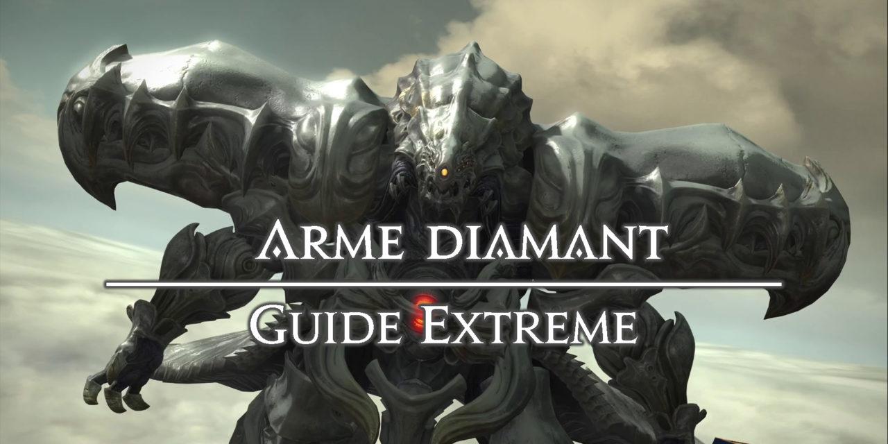 Le Tillac des Cirrus – Arme Diamant Extrême