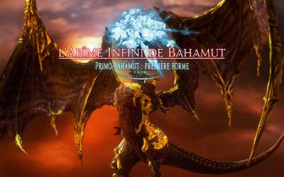 L'Abîme infini de Bahamut – Primo-Bahamut