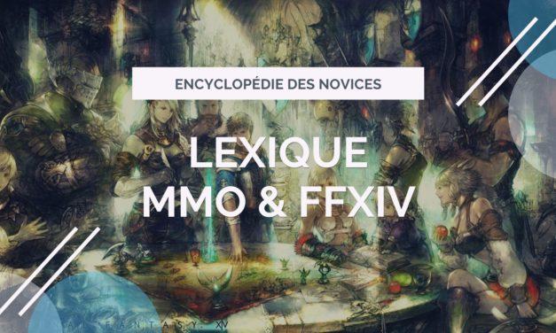 lexique MMO & FFXIV